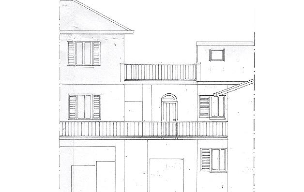 plan façade logement varese architecture