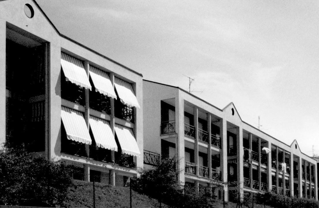 logement collectif aménagement
