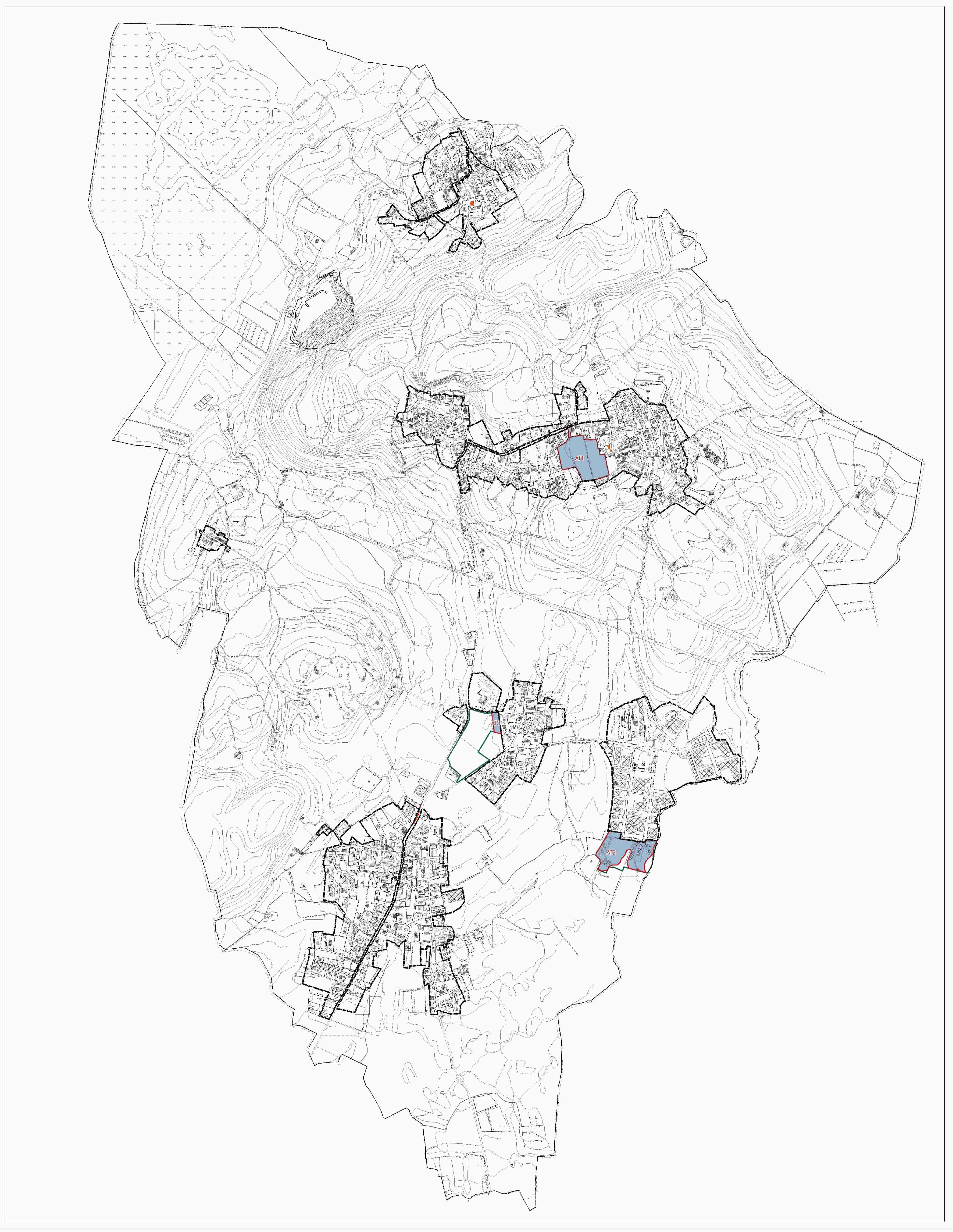plan urbanisme overgreen