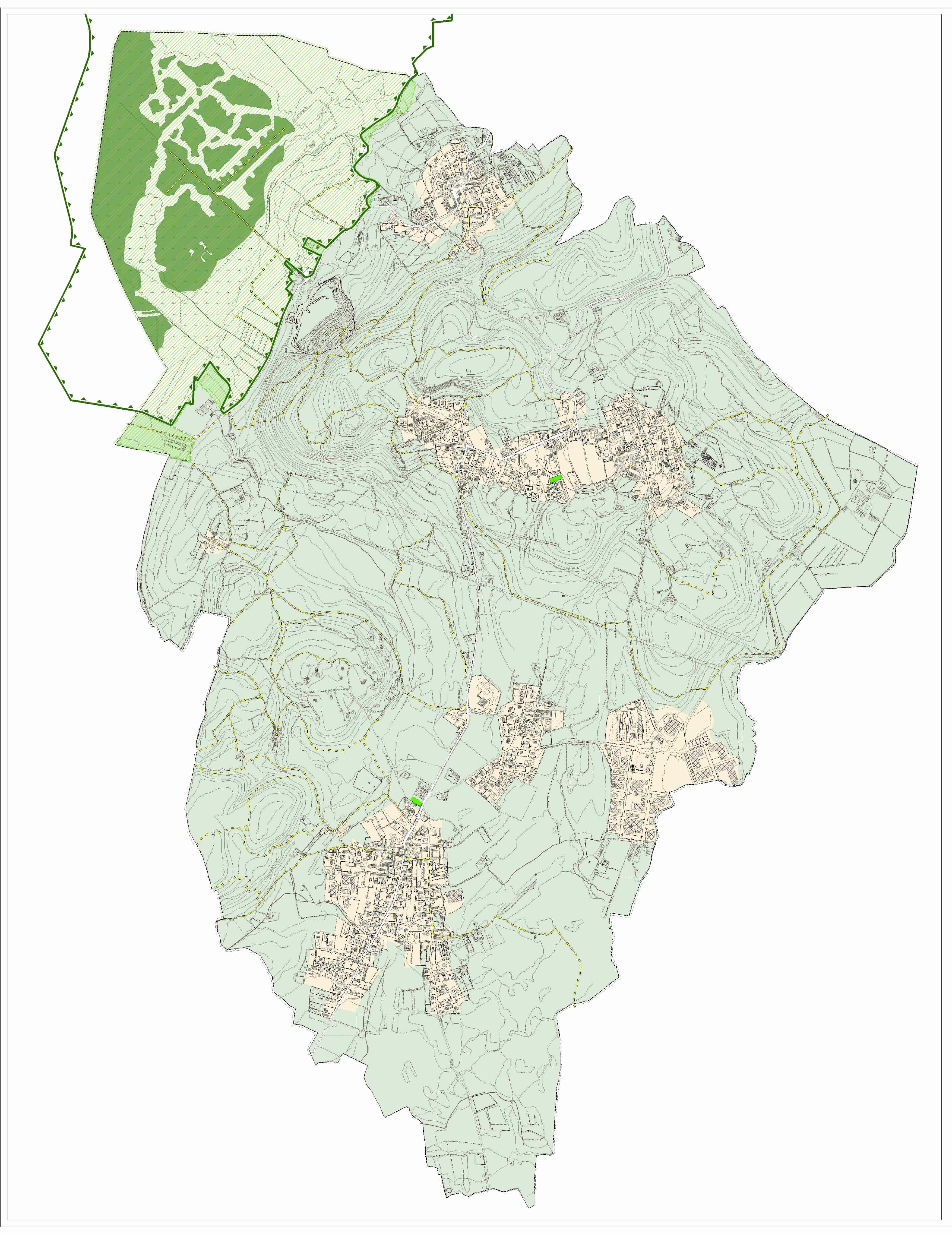 urbanisme overgreen