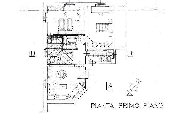 plan aménagement architecture maison