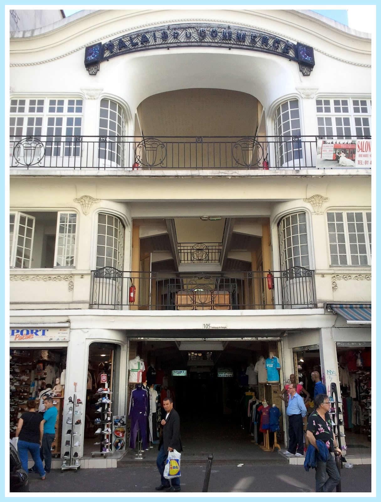 facade architecture paris java
