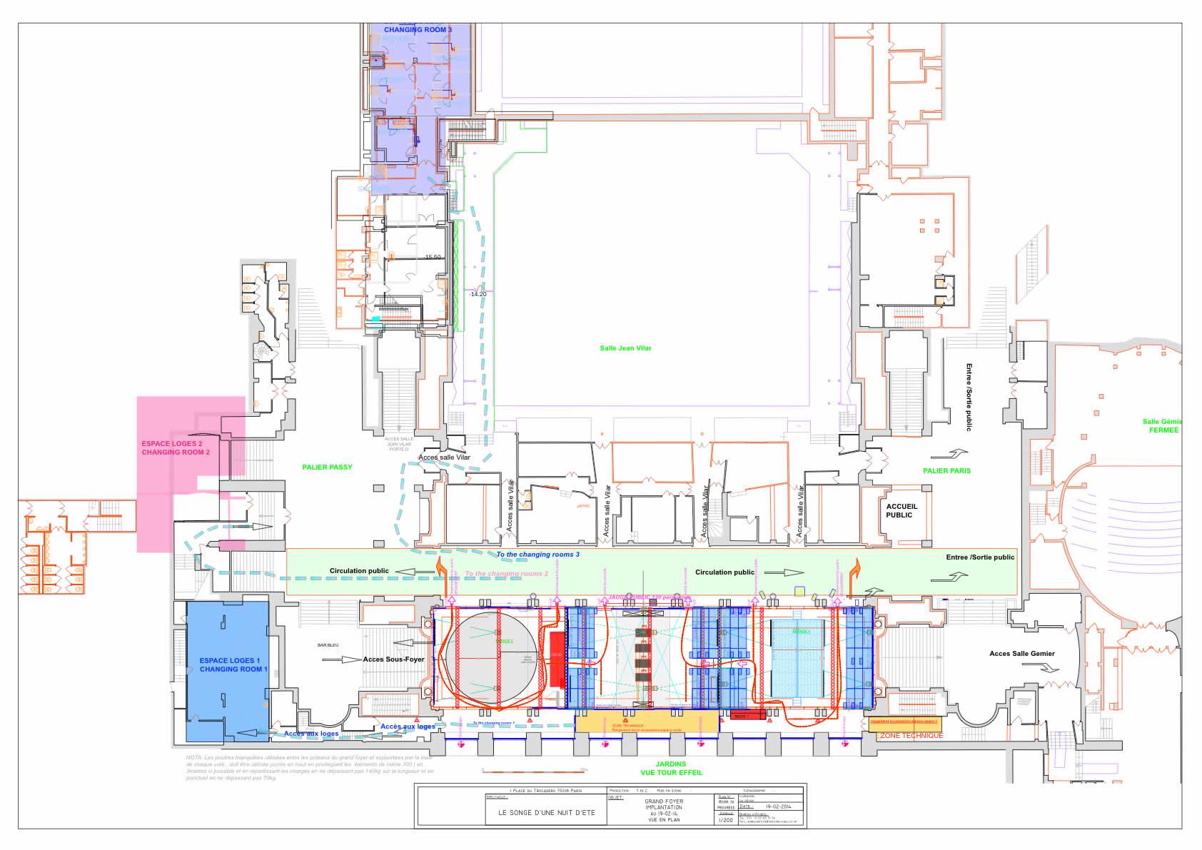 plan salle grand foyer