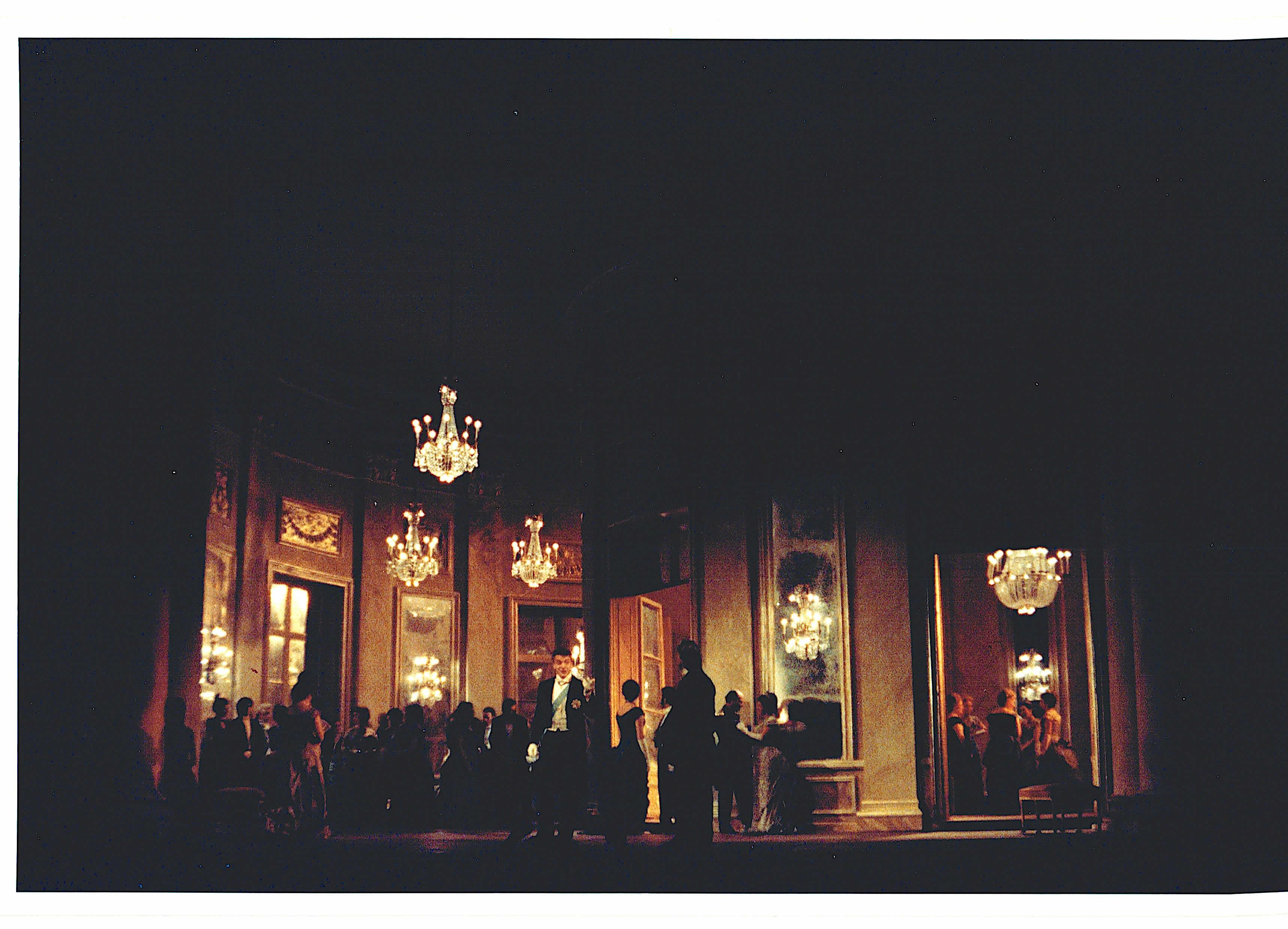 Décor théâtre