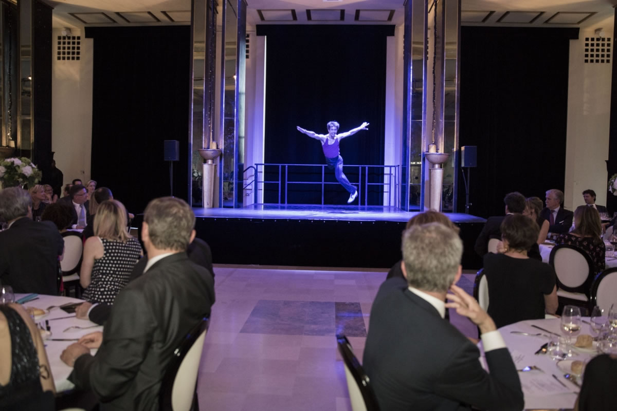 spectacle salle Grand Foyer