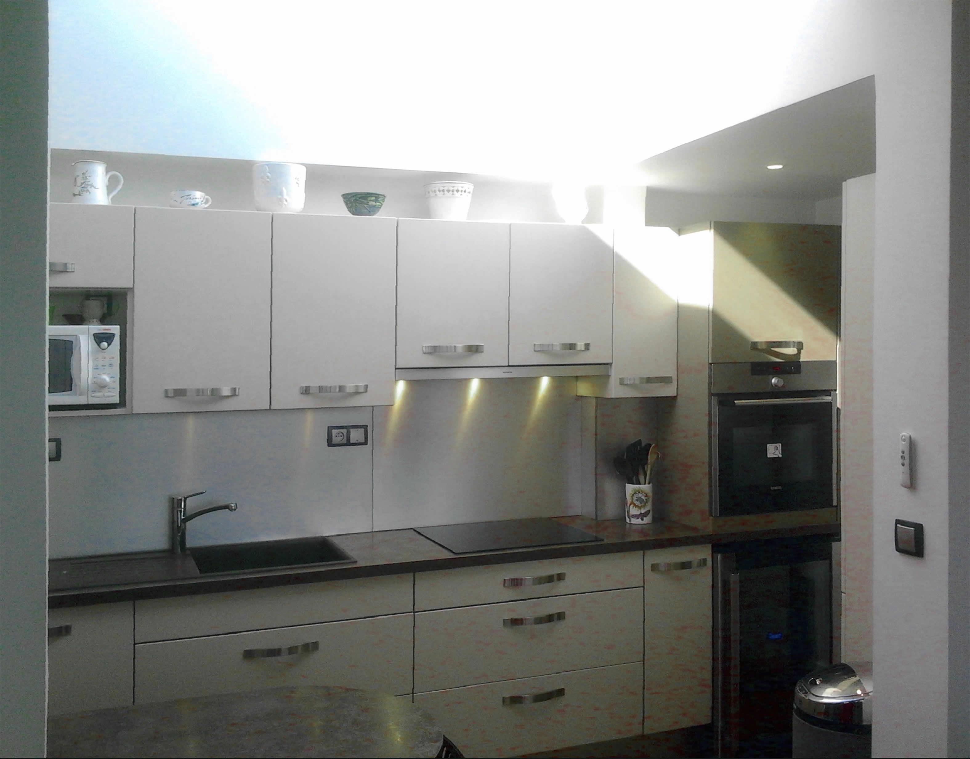 aménagement intérieur cuisine maison