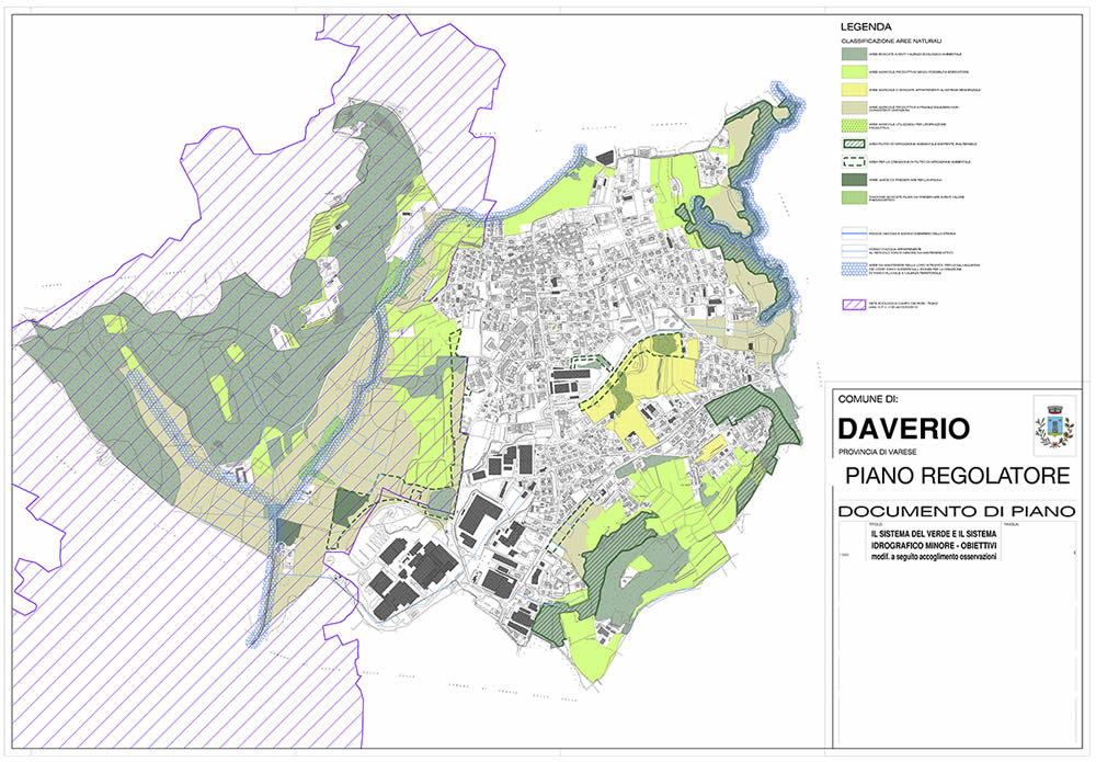 plan urbanisme daverio overgreen architecture