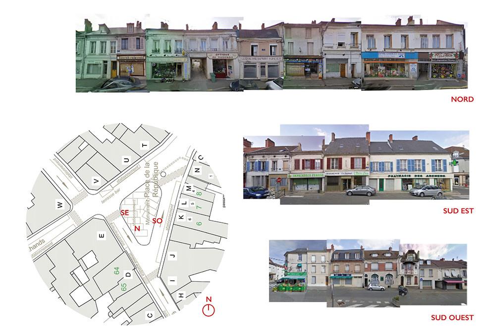 urbanisme elevation place overgreen architecture