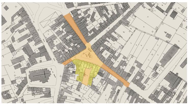 plan urbanisme overgreen hyper centre
